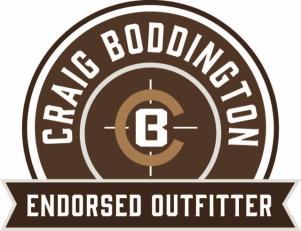 Boddington Endorsed Outfitter