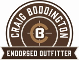 Boddington Endorsed Outfitter